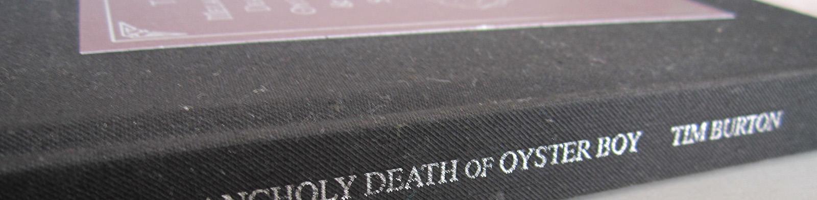 Morte malinconia del bambino ostrica – E tu l'hai mai letto?