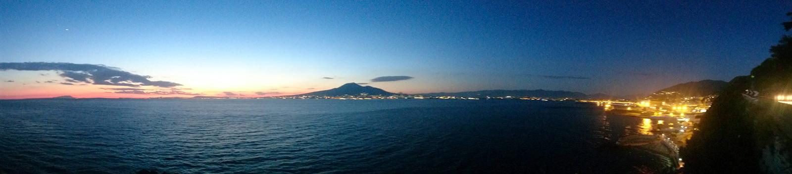 Suonare a Napoli, un'esperienza sempre fantastica ed una città da scoprire