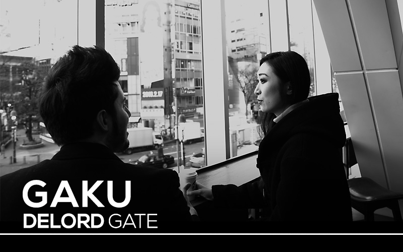 DeLord Gate | GAKU